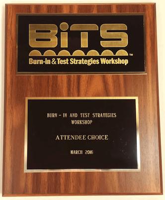 Carol's Award BITS 2016