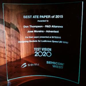 Best Paper Test Vision 2020